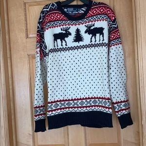 Polo by Ralph Lauren Men's XL Winter Sweater